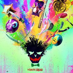 Novo cartaz de Esquadrão Suicida promete 'explodir sua cabeça' - Notícias de cinema - AdoroCinema