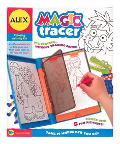 Take a look at this Magic Tracer Set by ALEX on #zulily today!