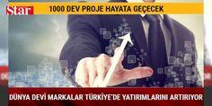 1.2 trilyon dolarlık yatırım pastasına kepçe : 2023e kadar Türkiyede 1.2 trilyon doları bulan ulaşım enerji ve alt yapı projesi gerçekleştirilecek. Bu potansiyel iş makineleri sektörünün iştahını kabartıyor. İMDER Başkanı Öztoygar Dünya devi markalar Türkiyede yatırımlarını artıyor. Potansiyel çok büyük. Türkiyede 240 bin kişiye istihdam sağlayan sektörümüzün hedefi dünyada ilk 5e girmek  dedi.  http://www.haberdex.com/turkiye/1-2-trilyon-dolarlik-yatirim-pastasina-kepce/60885?kaynak=feeds…