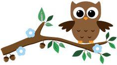 Kids Room Wall Art - Owl Watch