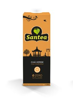 Santea | Packaging of the World: Creative Package Design Archive and Gallery