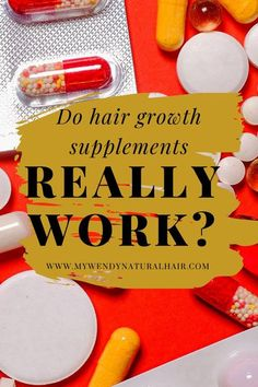 Well, that's a million dollar question. But hair growth and hair health don't come in a bottle. You have to work for it, master your hair and give it what it needs. #Naturalhairgrowth #vitamins #naturalhair