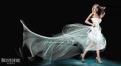 Lightpainting a Model: Dressing Up In Light