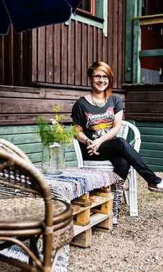 Tinja perusti oman hostellin Ylläkselle | Meillä kotona