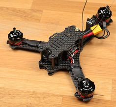 Baby Tricopter build – RCExplorer