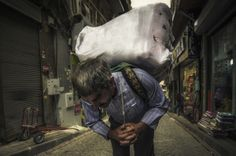 Istanbul | 2013 | 2 by Ron Gessel, via Behance