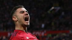 Manchester United have triggered an option in Andreas Pereira's contract to extend the midfielder's deal by a further 12 months. Pereira, who Premier League Goals, Latest Business News, Paris Saint, Old Trafford, Team S, Southampton, Champions League, Manchester United, Valencia