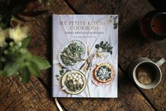 My Petite Kitchen Cookbook by Eleanor Ozich. A beautiful new cookbook featuring over 100 wholefood recipes. A colleague loaned me her copy and I immediately added it to my wishlist! Petite Kitchen, Yummy Treats, Yummy Food, Tasty, Cookery Books, Balanced Meals, My Cookbook, Simply Recipes, New Cookbooks