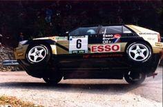 Rally di Piancavallo 1992 Lancia Delta Integrale HF Pasquali-Mion