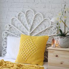 peacock_bedhead_penny_lane_king_single_white Bedroom Color Schemes, Bedroom Colors, Bedroom Ideas, White Peacock, Penny Lane, Bed Head, Humble Abode, Dream Bedroom, Home Interior Design