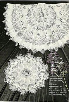 9.Diana special Strickdeckchen D965 - raquel - Picasa Web Albums