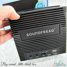Gifts for Techies: Bluetooth Wireless Speakers #SoundSpot #MC   Seattle Lifestyle Blog Sponsored: @Soundfreaq #SoundSpot Bluetooth Speakers