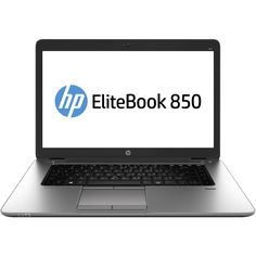 "HP EliteBook 850 G2 15.6"" Notebook - Intel Core i5 i5-5200U Dual-core #P0C67UT#ABA"