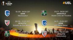 Die Vorfreude auf den Auftakt in die UEFA Europa League steigt! Wer von Euch ist morgen live in Hütteldorf mit dabei? - Dreier-Abos gibt es noch unter www.skrapid.at/3eraboUEL