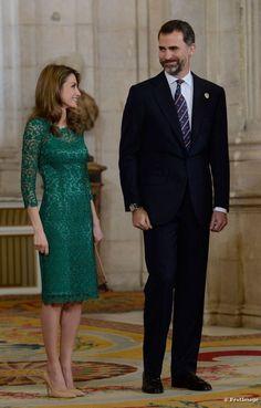 ¡Letizia Ortiz y el príncipe Felipe viven una eterna luna de miel!