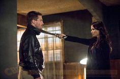 Arrow - Nyssa Al Ghul and Oliver #3.4 #Season3