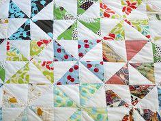 Pinwheel Quilt 3651825952_38998fc372_n