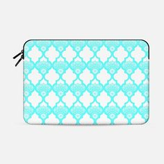 Check out this design on Casetify! Best Laptops, Macbook Pro Retina, Laptop Bags, Tech Accessories, Casetify, Zip Around Wallet, Teal, Bloom, Phone Cases