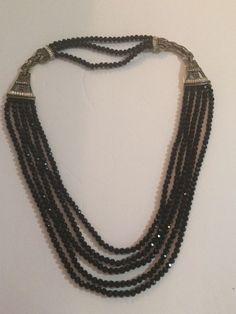 Heidi Daus Master Clasp Necklace and Bracelet Set Sparkly Black Beads | Jewelry & Watches, Fashion Jewelry, Jewelry Sets | eBay!
