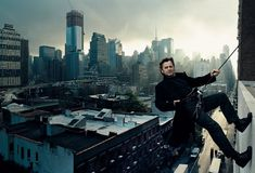 Mikhail Baryshnikov, photographed by Annie Leibovitz atop the Baryshnikov Arts Center, in New York City. From Vanity Fair Magazine, January 2006 issue. Annie Leibovitz Photos, Anne Leibovitz, Annie Leibovitz Photography, Famous Photographers, Portrait Photographers, Photography Portraits, Contemporary Photographers, Contemporary Artists, Fashion Photography