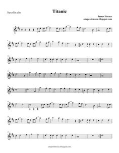 sax+alto+1.TIF (1236×1600) Alto Sax Sheet Music, Free Violin Sheet Music, Trumpet Sheet Music, Easy Sheet Music, Sheet Music Book, Violin Songs, Saxophone Music, Music Theory Piano, Piano Music
