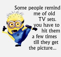 I remember those old TVs, had to play with the rabbit ears just to have a good fuzzy picture. Get up to change the channels. Fun times.