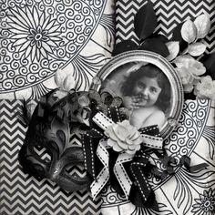 "NEW Collection by Ilonka's Scrapbook Designs ""HARMONY"" available @ GoDigitalScrapbooking  DigiDesignResort  CoolscrapsDigital  Digiscrapbooking Boutique Scrap From France Photo by Far Far Hill"