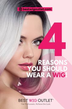 Nowadays wearing wigs has become a fun way to change up the look and gain confidence. Although we know that wigs and hairpieces are not such for fun, they are also used for medical condition reasons such as Hair Loss, cancer, Alopecia, Etc. Wearing Wigs, Best Wig Outlet, How To Wear A Wig, How To Gain Confidence, Hair Pieces, Hair Loss, How To Become, Cancer, How Are You Feeling
