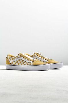 Vans Old Skool Lite Checkerboard Sneaker