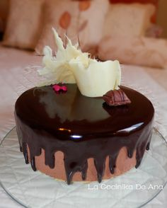 Panna Cotta, Food And Drink, Pudding, Sweet, Ethnic Recipes, Desserts, Chocolate Frosting, Chocolate Mouse, Deserts