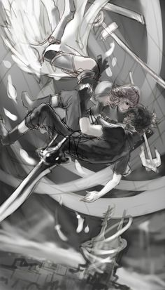 Lightning & Noctis