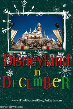 Disneyland in December disneyland #disney #disneyland
