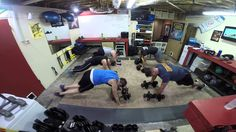 INSANITY THE ASYLUM: Strength was day 36 or Month 2, Day 1. We did 30's for the dumbell circuit and much more. http://www.ncfitclub.com