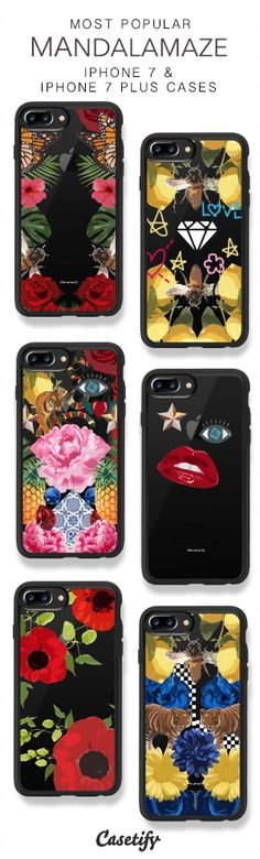 Most Popular Mandalamaze iPhone 7 Cases & iPhone 7 Plus Cases here > https://www.casetify.com/zh_HK/mandalamaze/collection