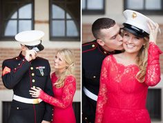 Marine & his love