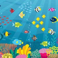 Cuentos cortos para niños sobre el mar y el océano.