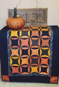 Halloween Delight Quilt Pattern