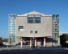 Fumihiko Maki / Museum of Modern Art, Kyoto, 1985-87