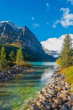 Breathtaking Lake Louise