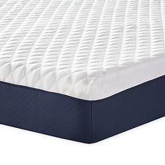 Therapedic Deluxe 3 Inch Luxury Quilted Memory Foam
