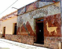 Quebrada de la Humahuaca. Jujuy. Argentina