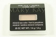 Mary Kay Mineral Eye Color  Spun Silk -- Click image to review more details.