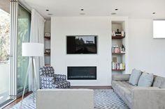 Cabrillo Avenue | Living Room
