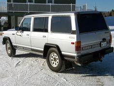 1982 Nissan Patrol MQ Turbo Diesel: Bu Araba Check Out