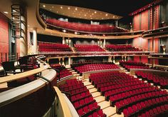 Photo of Hammerson Hall, Living Arts Centre Mississauga, Ontario, Canada Performing Arts, Art Of Living, Ontario, Centre, Opera, Cities, Places To Go, Canada, College