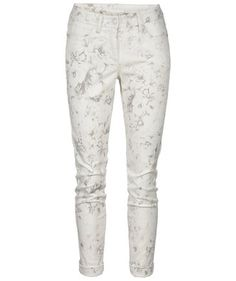 """Cambio - Damen Hose """"Parla Roll Up"""" #cambio #pants #flowers"""