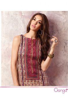 49ba26150f GANGA - Diaries Cotton Designer Slwar Kameez Buy Online In India Full  Catalogue