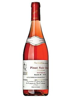D'Autrefois Rose de Pinot Noir-liked...went well with wood fire pizza and berry salad.
