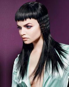 Причёски и стрижки: фото  из коллекции Коллекция D & J Ambrose – Incarnate