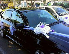 קישוט רכב לחתונה בכרמיאל.קישוט רכב  לחתונה בצפון - חנות פרחים כרמיאלי - פרחי אתי